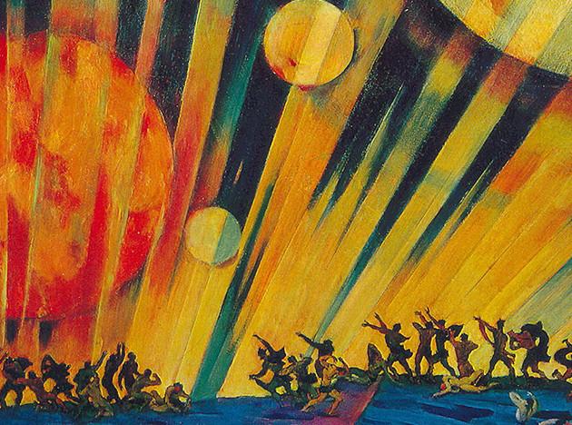 Выставка в Лондоне: «Революция. Русское искусство 1917-1932»