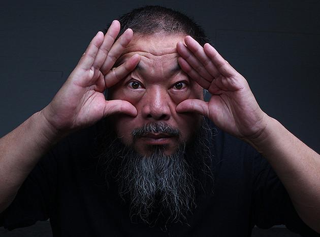 Ай Вэйвэй (Ai Weiwei) в Palazzo Strozzi
