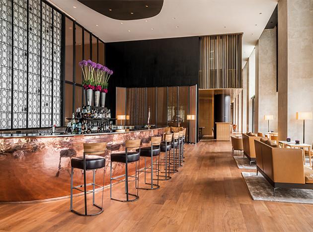 Отель Bvlgari: итальянский оазис в центре Пекина