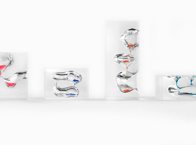 Milan Design Week 2018: песочные часы Nendo