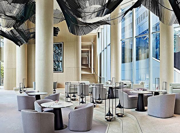 Park Hyatt Bangkok: авторские интерьеры в авторском небоскребе