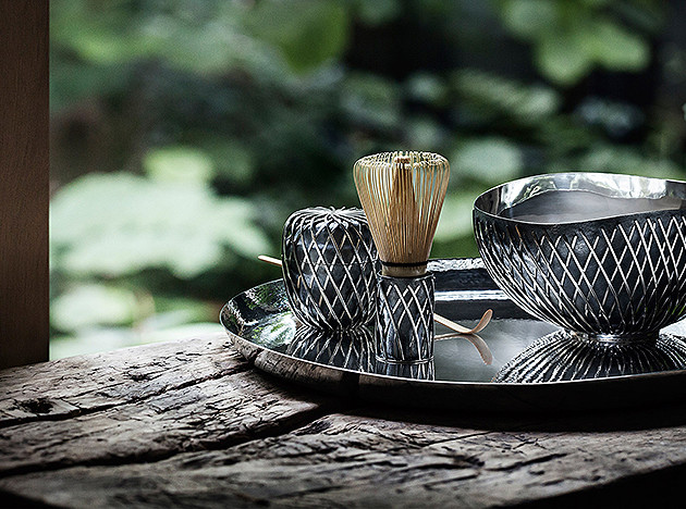 Кенго Кума для Georg Jensen: чайный сервиз за 70 000 евро