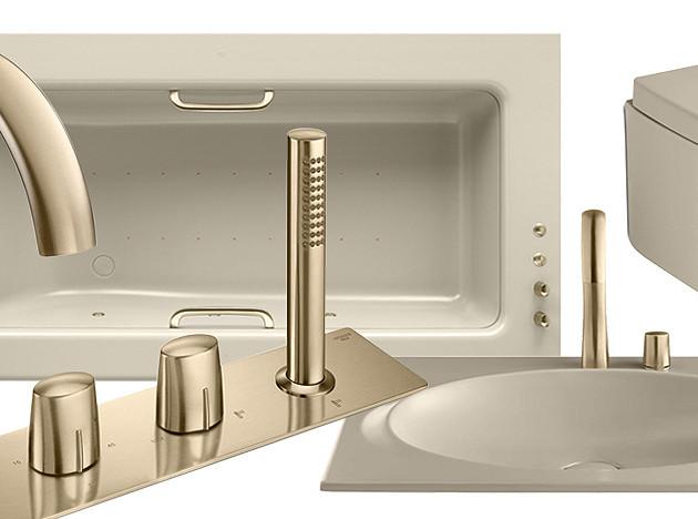 Armani/Roca — эксклюзив для ванных комнат
