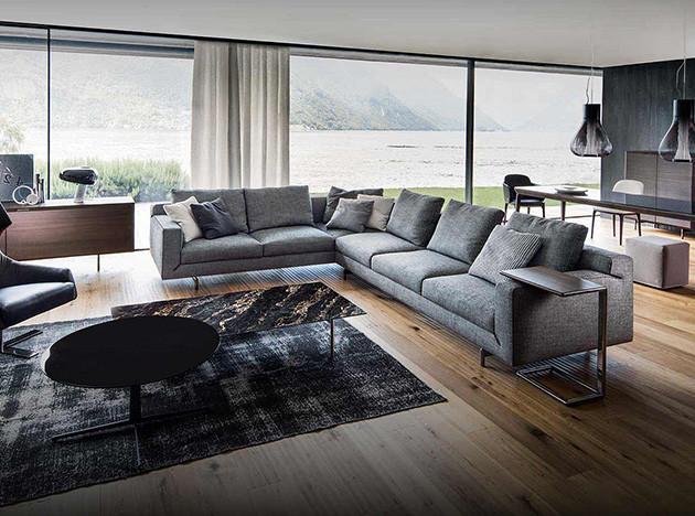 Busnelli: дизайн и декор для гостиных