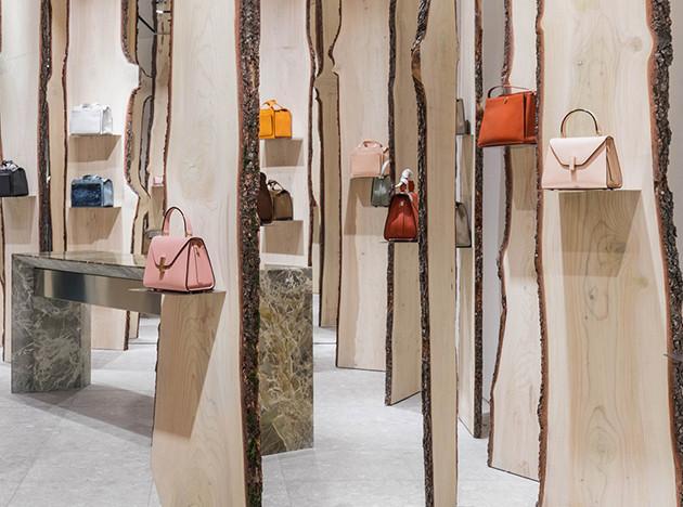 Кенго Кума: волшебный лес в Милане