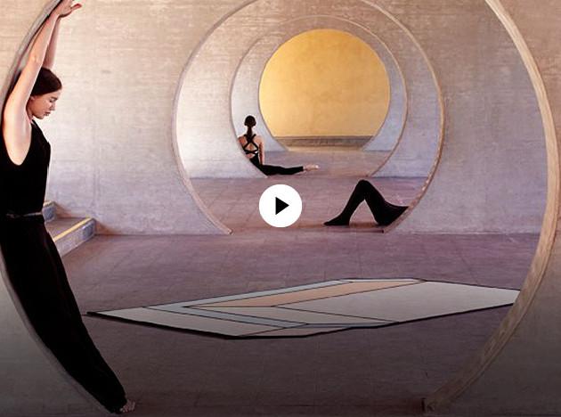 Salone del Mobile: новые ковры Патрисии Уркиолы для cc-tapis