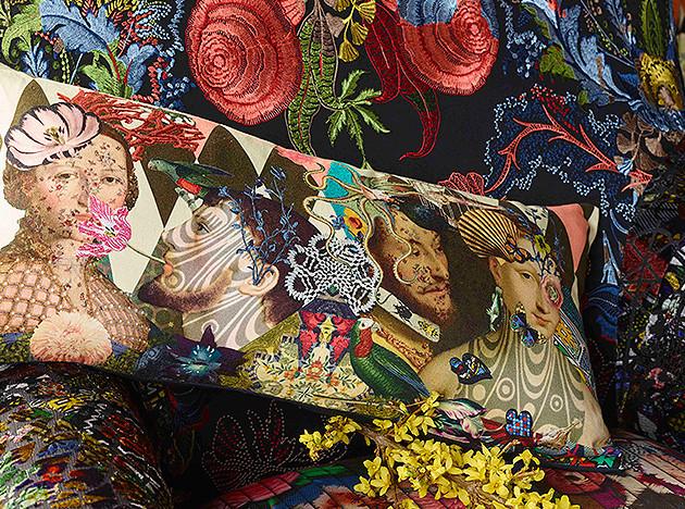 Юбилей Christian Lacroix Maison: 5 лет красочных фантазий