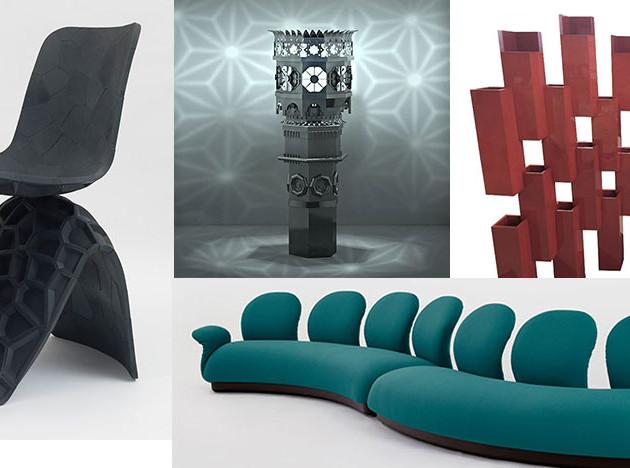 Design Miami 2017: пять авторов