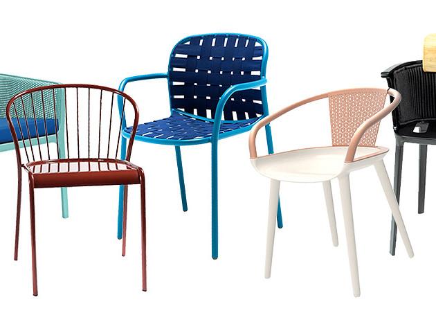 17 стульев для дома и сада