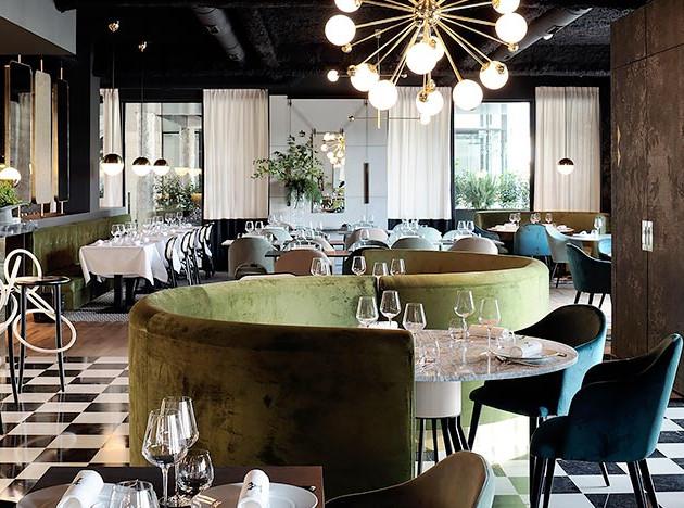 Бархатный лес: ресторан La Forêt Noire в Лионе
