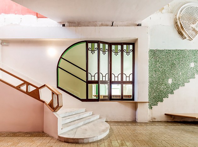 Как архитекторы Flores & Prats обновили театр Sala Beckett