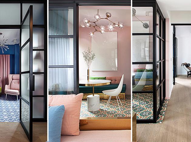 Lim + Lu: квартира для семьи архитекторов