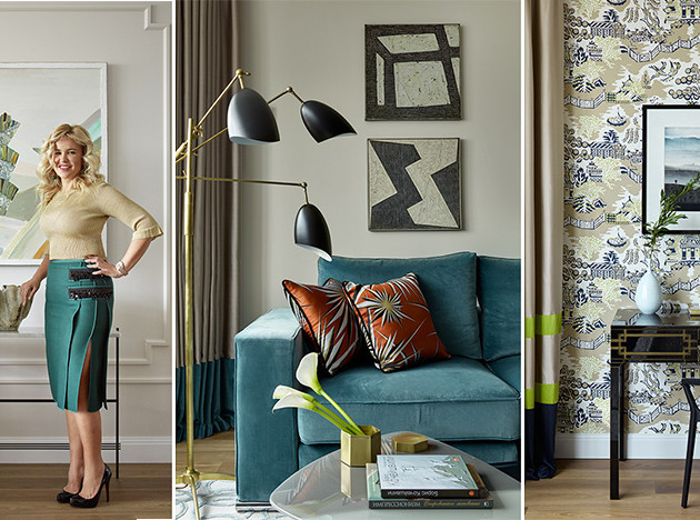 GS Interiors: квартира с настроением