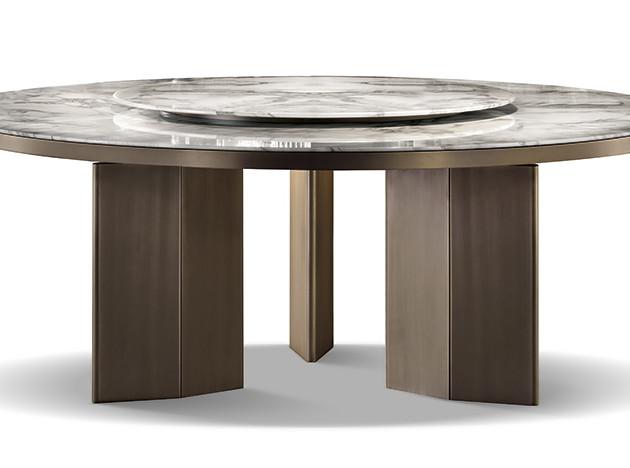 Мраморный стол Родольфо Дордони