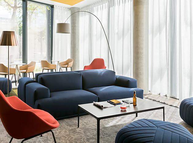 Патрик Норге и Жан-Мишель Вильмотт для бренда Okko Hotels