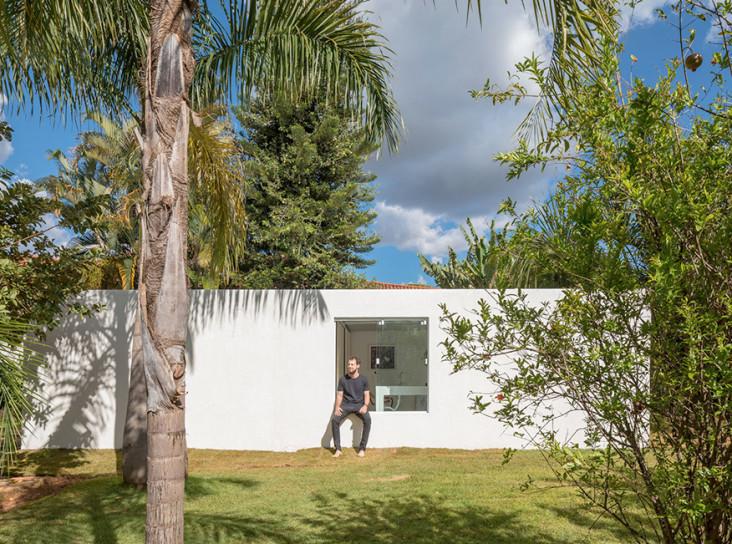 Daher Jardim Arquitetura: свой маленький дом