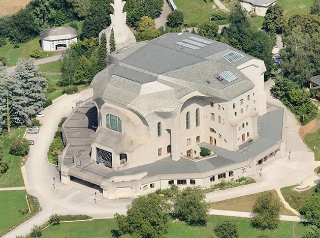 Рудольф Штейнер и Гётеанум: самое необычное сооружение Швейцарии