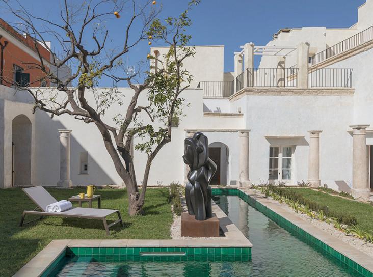 Ги Мартен: два отеля в итальянских палаццо