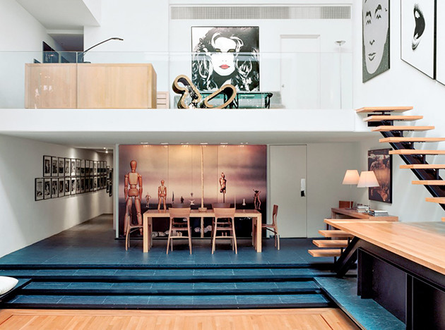 Halston House: знаменитый таунхаус по проекту Пола Рудольфа