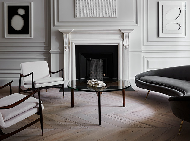 Студия Originate: дом с искусством в Лондоне