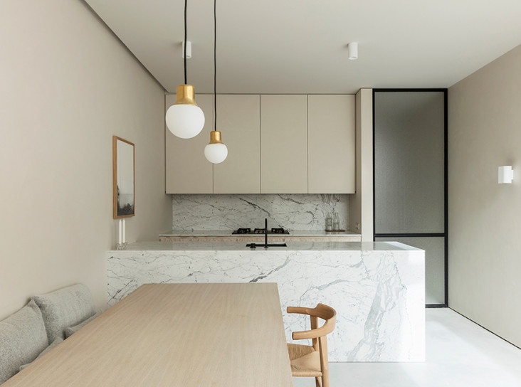 TJIP: маленький бельгийский дом