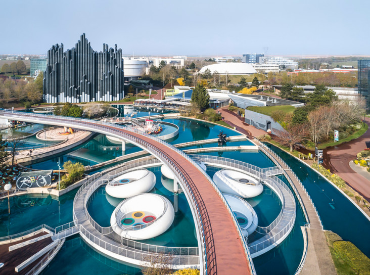 WAO: игровая площадка на воде