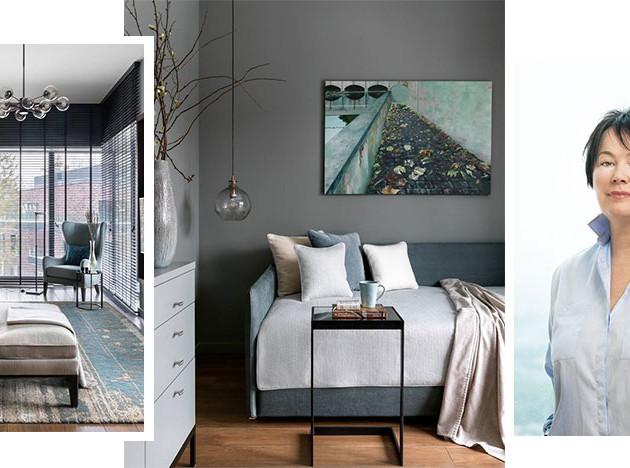 Проект Татьяны Алениной: квартира для мамы