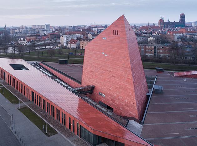 Музей Второй мировой войны в Гданьске