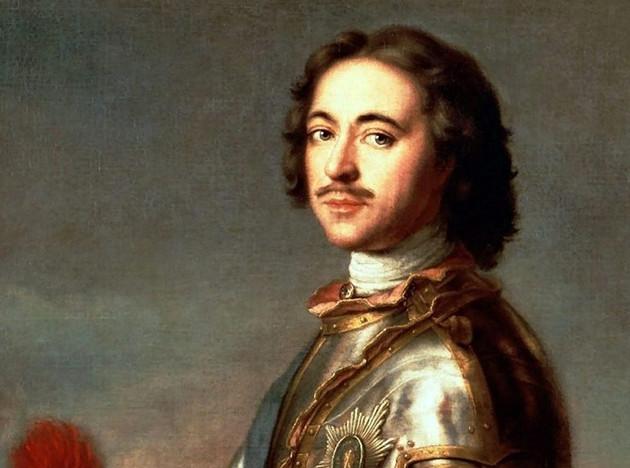 Петр I. Царь во Франции. 1717