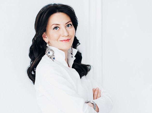 Лидия Симонова: тренды в свадебном декоре