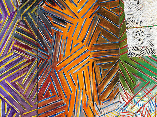 Выставка в Лондоне: «Джаспер Джонс. Нечто, напоминающее правду»