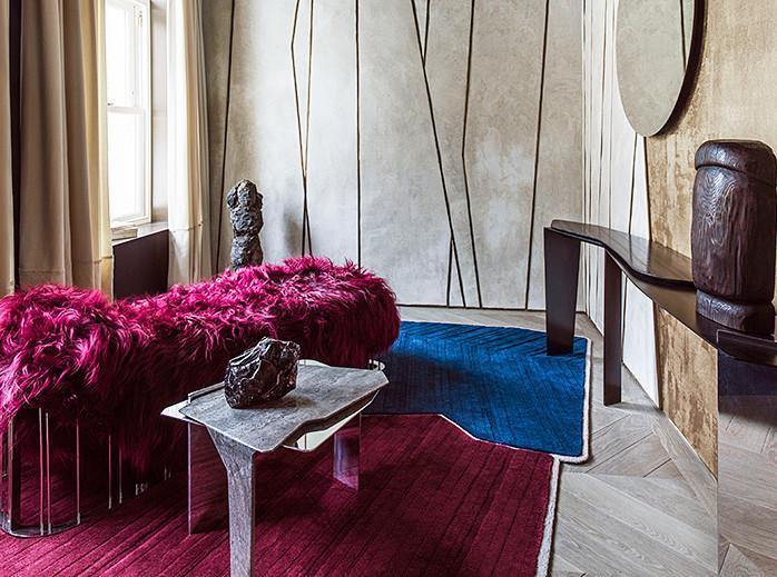 Holiday House London: интерьер от Bismut & Bismut Architectes
