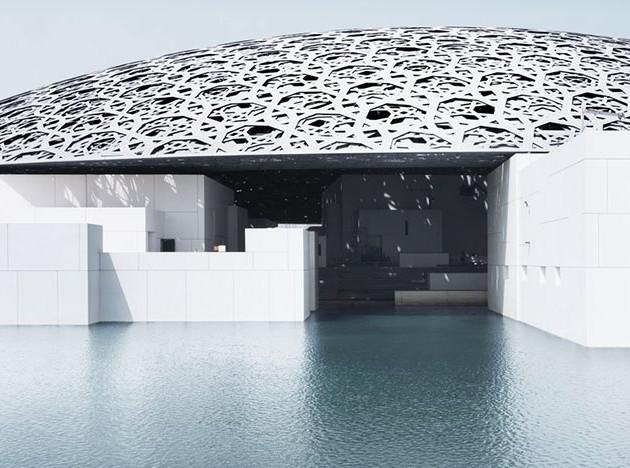 Лувр Абу-Даби: восьмое чудо света в цифрах