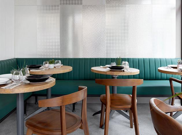 Azovskiy + Pahomova: украинское кафе в Испании