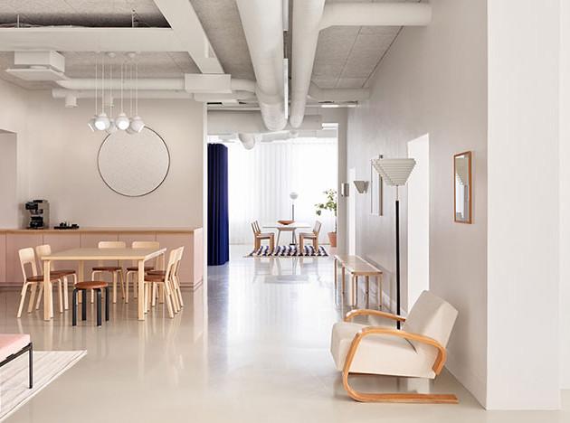 Штаб-квартира Artek в Хельсинки