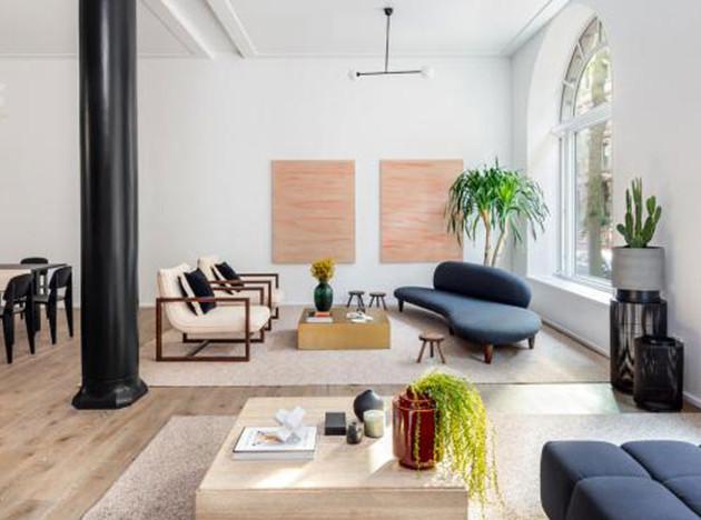 Atelier Armbruster: модельное жилье в Бруклине