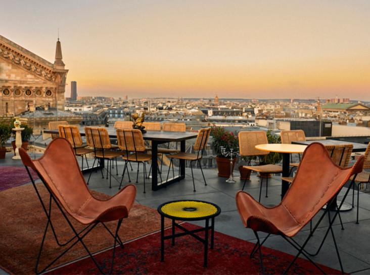 Париж с Мариной Бессоновой: 5 модных мест