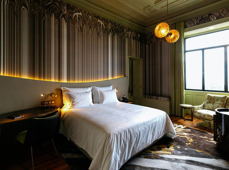 Vila Foz Hotel & Spa: отель на вилле в Порту