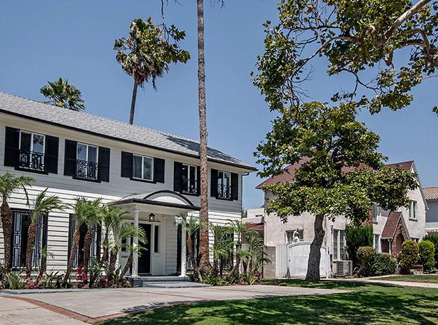 Дом Меган Маркл в Лос-Анджелесе