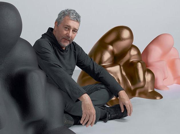 Alessi: Старк, Баухаус и золотые корзины