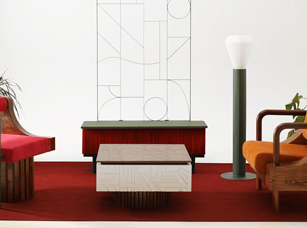 Supaform: мебель New Normative