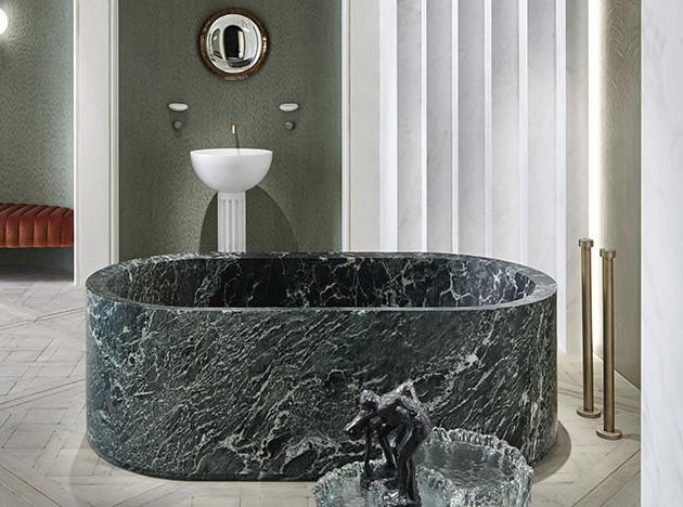 Humbert & Poyet: ванная комната и архитектура Палладио