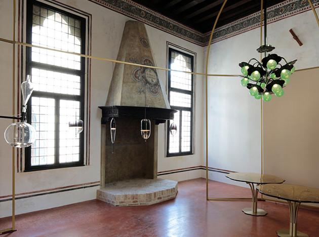 Nomad в Венеции: муранское стекло и комната режиссера