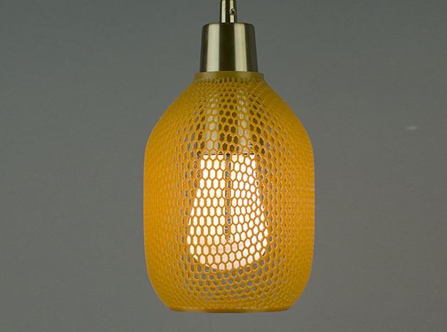 Plumen: биоразлагаемый светильник, напечатанный на принтере