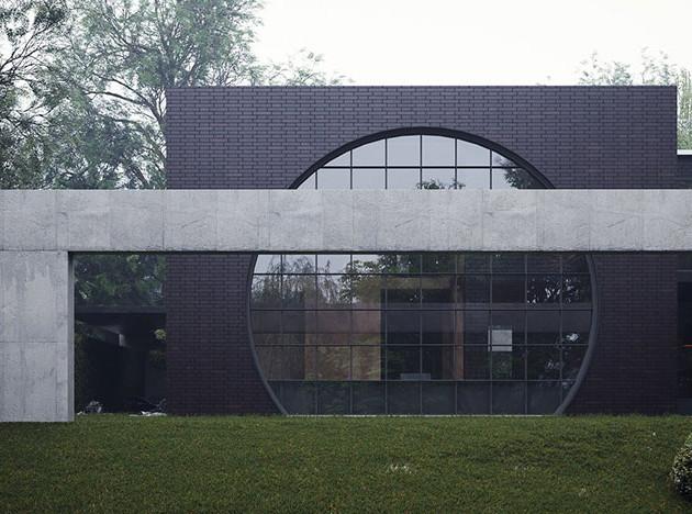 Sergey Makhno Аrchitects: дом под Киевом