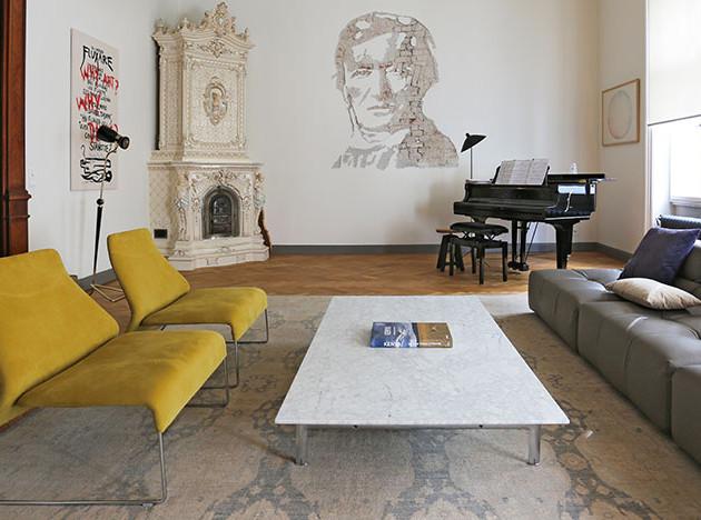 Евгения и Александр Головины: апартаменты в Вене