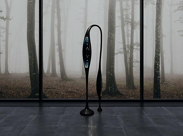 Тарас Желтышев: концепт светильника Senzo