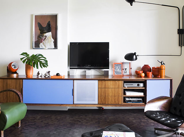 Квартира шеф-повара, влюбленного в дизайн