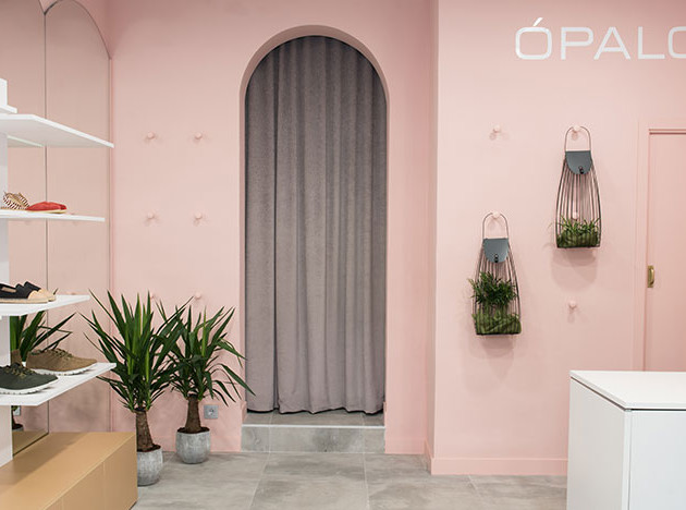 Студия Alapar: розовый бутик Opalo