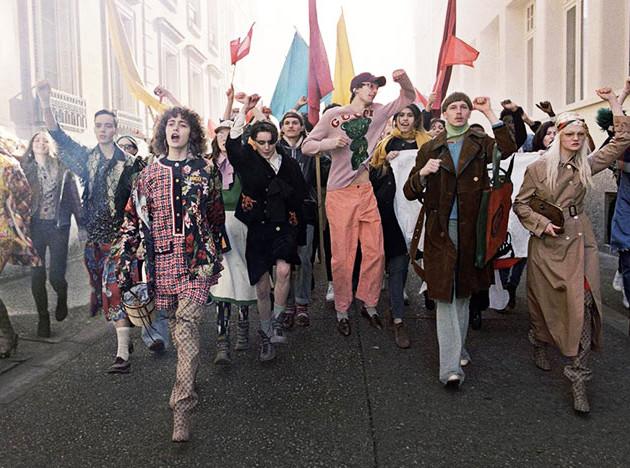 1968: клубная культура и антибуржуазный дизайн